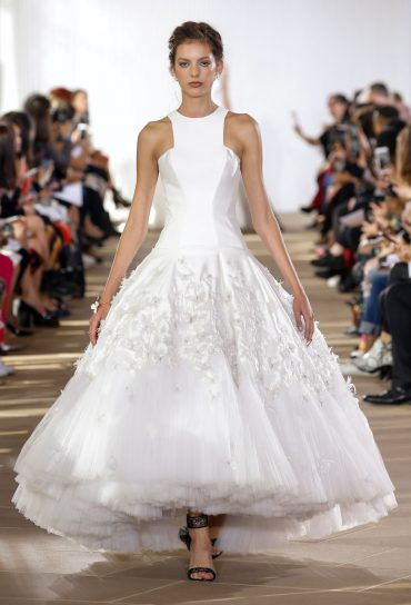 Mosaique Wedding Dress by Ines Di Santo