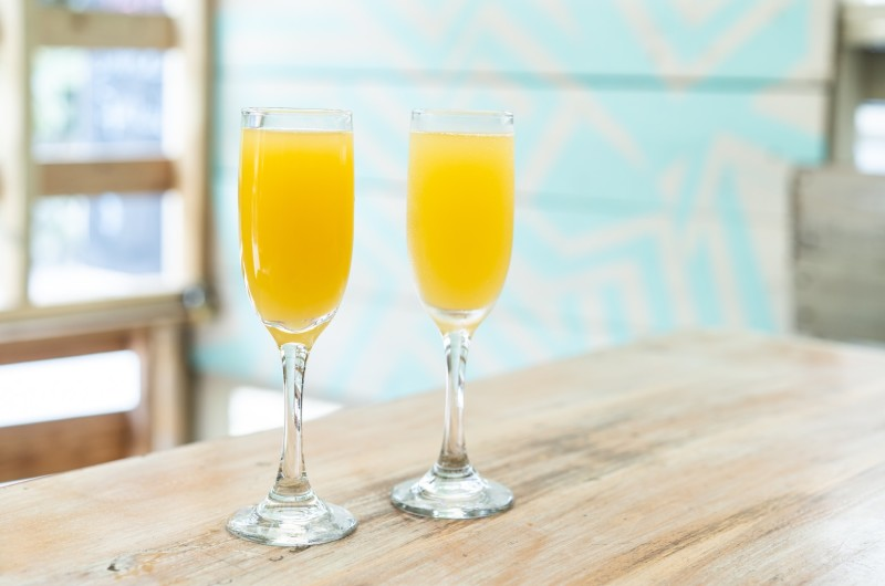Image for 5 Mimosa Recipes for Your Brunch Wedding