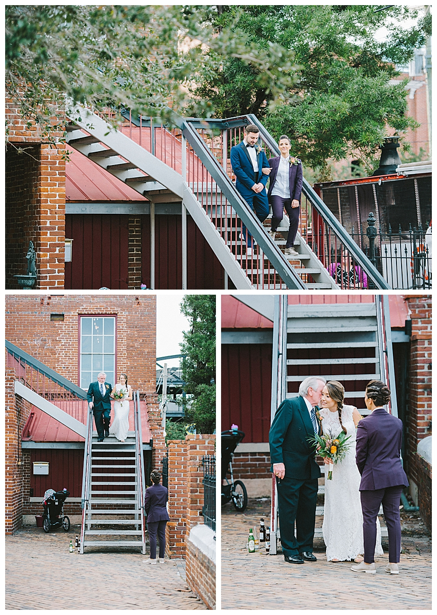 industrial-wedding-processional