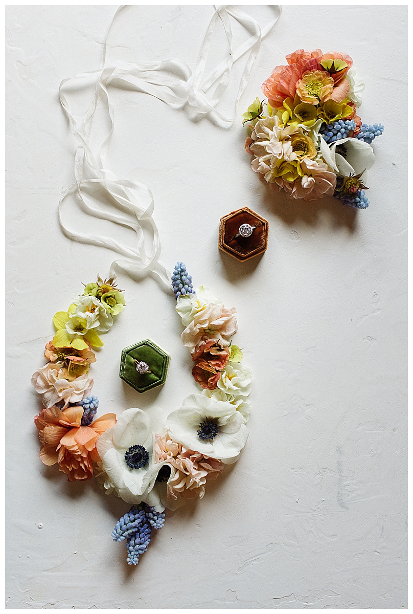 floral-necklace-spring-wedding