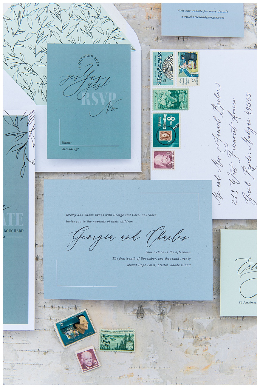blue-floral-wedding-stationery-suite
