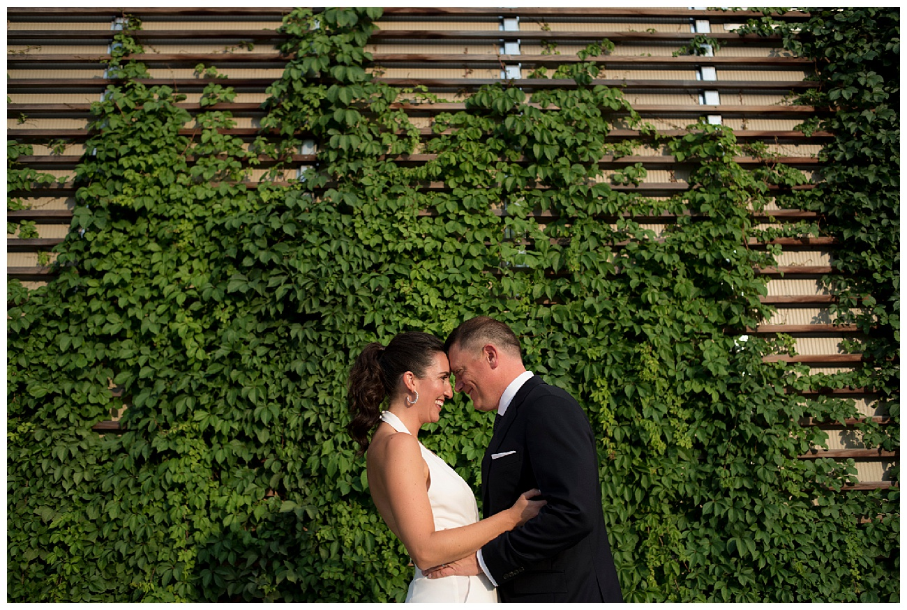 Emily + James wedding at Kolo Klub