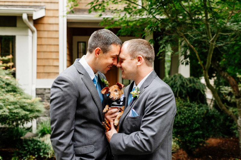 Image for Seattle Wedding with Scottish Traditions