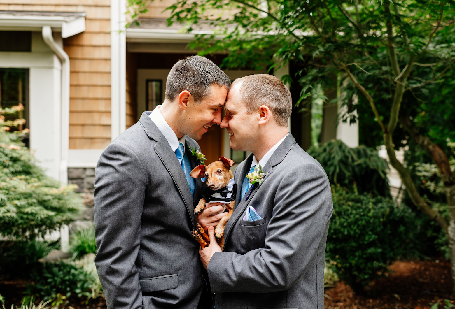 Seattle Wedding with Scottish Traditions