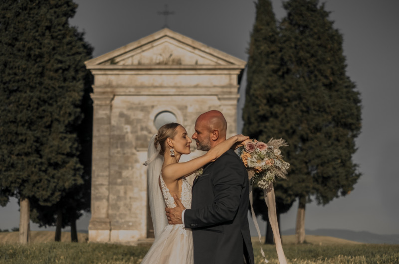 Image for Heavenly Tuscan Wedding with Fine Art Photography