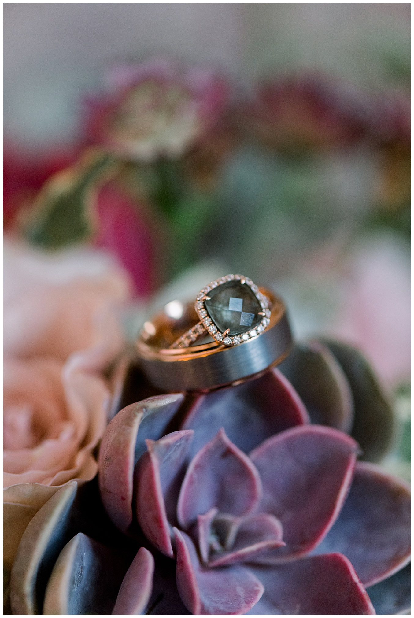 green-engagement-ring-with-diamond-halo