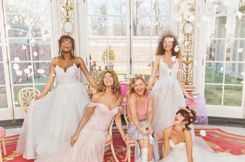 Image for Hayley Paige x BHLDN Collection Launches