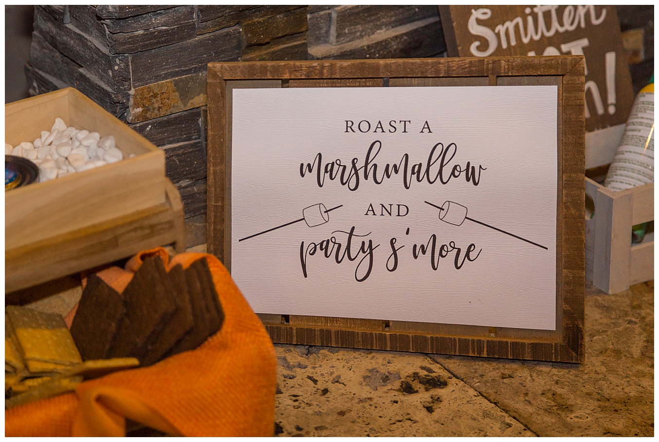 smores-station-wedding