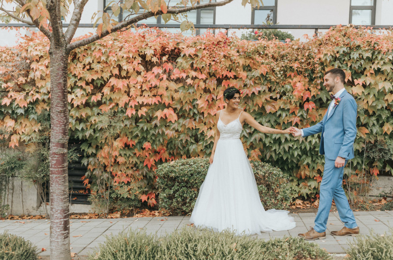 Image for This Couple Threw a Surprise Wedding for Their Guests