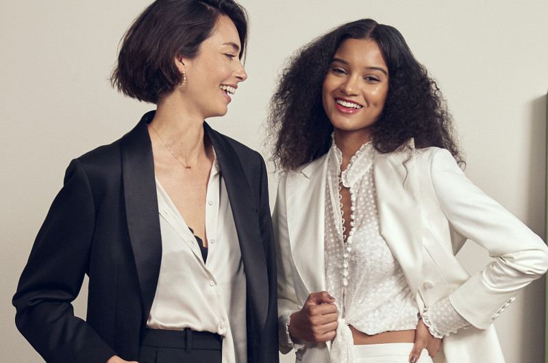 Image for BHLDN Launches Chic New Suit Styles and We Are Obsessed