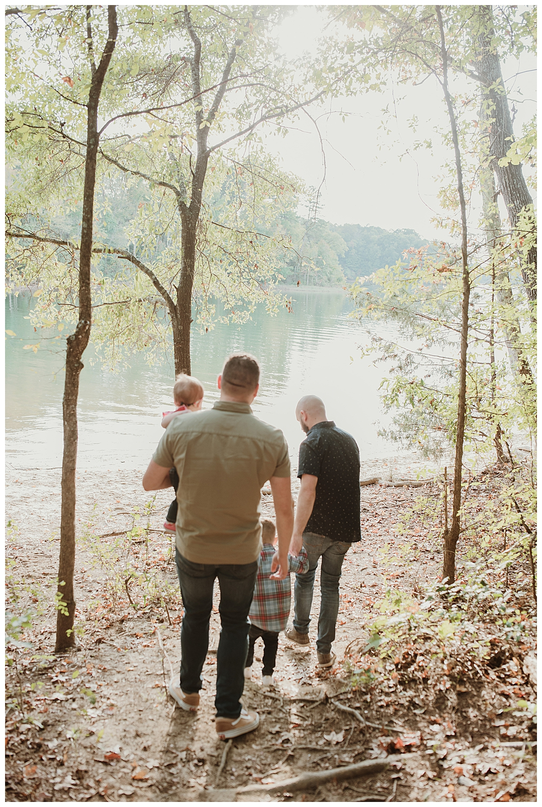 Stephen and Shawn Family 2020