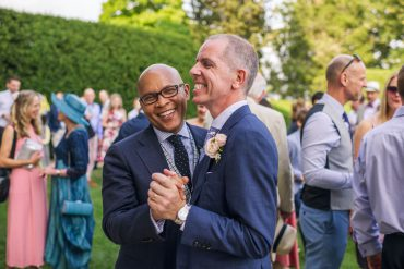 Summer Gay Wedding in the UK