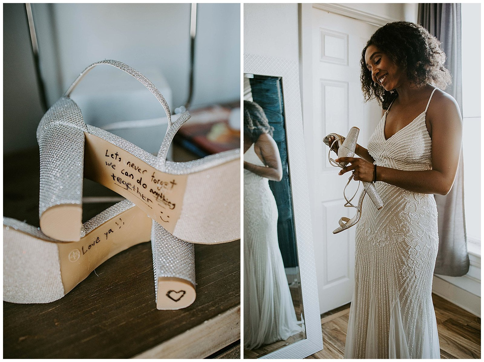 Brionne and Brian: Married