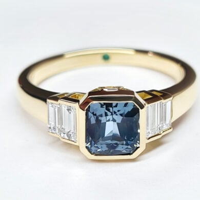 Colored Gemstone Engagement Ring Tips