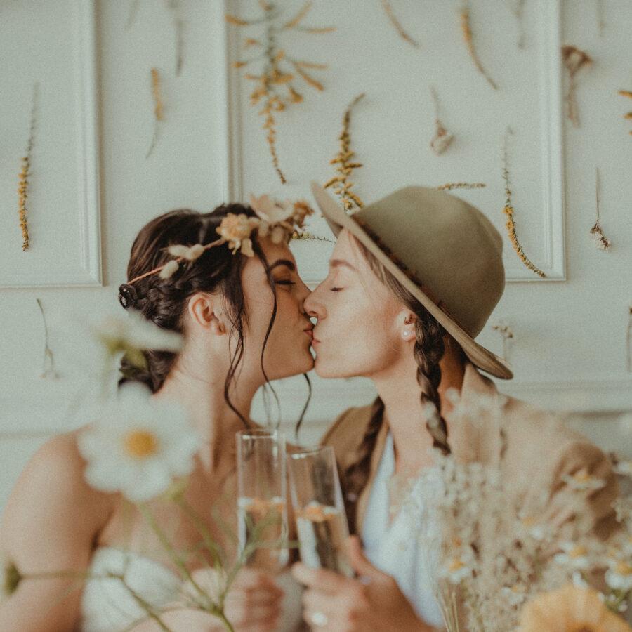 Boho Wedding Inspiration Oregon